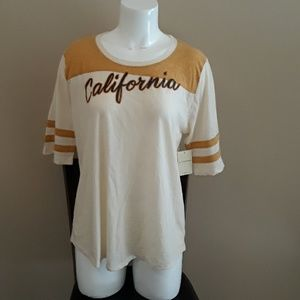 Lucky Brand NEW California Tee Size XL